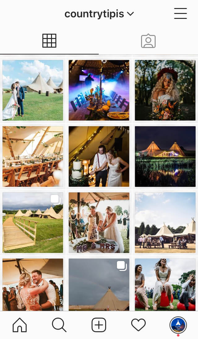 Giant Tipi and marquee hire in Hertfordshire